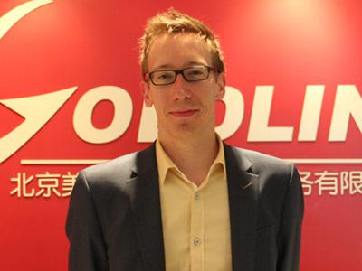 加拿大魁北克驻香港移民局前移民官及律师 Simon Denault
