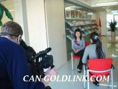 加拿大国家广播公司采访创办人Ms.Helen